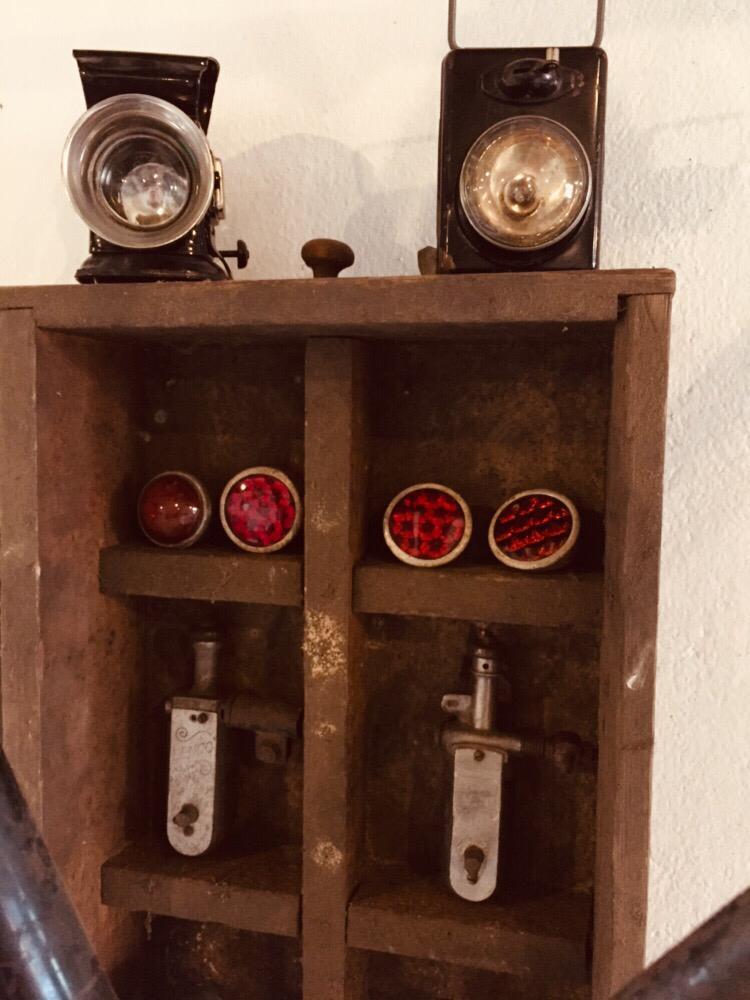 oude onderdelen